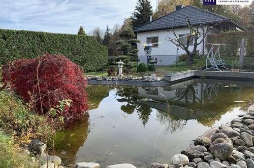 ECHTE BESONDERHEIT Graz-Mariatrost. Anwesen in absoluter Ruhelage!