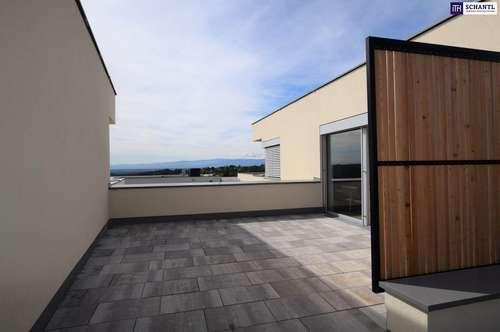 Ein Wohntraum am Plateau von Hart bei Graz mit einer unglaublichen Fernsicht! Provisionsfrei!