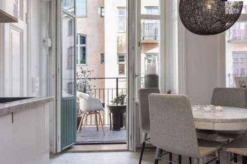 PROVISIONSFREI! SPITZE! TOP Balkon, 3 Zimmer, modernes Wohnkonzept!