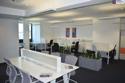 KOMPLETTES Stockwerk für Ihr Business in Top Lage: modernster, servicierter Coworking Space in 8020 Graz!