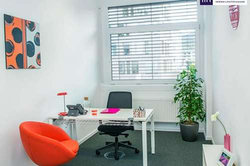 Modernste servicierte Bürolösung mit großer Flexibilität in 5020 Salzburg!