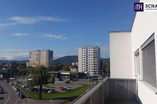 MODERNES OFFICE MIT IDEALER VERKEHRSANBINDUNG + HAUSEIGENE TIEFGARAGE + HOCHE SICHTBARKEIT in 8020 Graz!