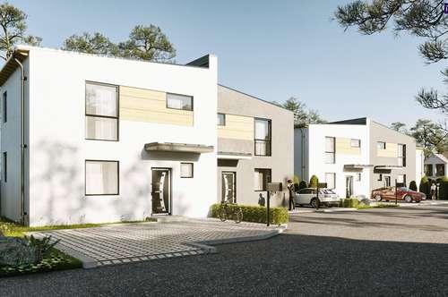 FAMILIENTRAUM: Idylle pur - Doppelhaushälfte in grüner und ruhiger Lage am Wasser in Wien-Nähe zu verkaufen!