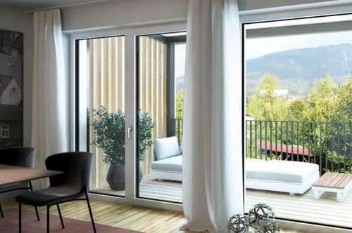 ITH: Happy im Dachgeschoß! Provisionsfrei! Ruhelage! Neubau Eigentumswohnung mit Balkon und Dachterrasse! Nähe Graz!