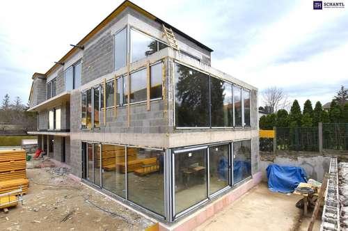 Luxuriöse Gartenwohnung auf zwei Ebenen mit hochwertigsten Materialien und in ruhiger Nachbarschaft!!! PROVISIONSFREI