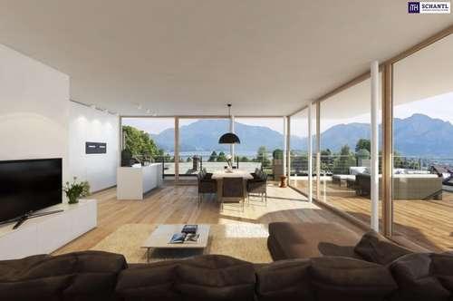 WOW! 3 Zimmer PENTHOUSE in erstklassiger CITY-Lage inklusive 83 m2 DACHTERRASSE!