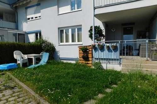 Tolle 3,5 Zimmergartenwohnung über 2 Etagen Wfl. 84,6m² mit Terrasse und Garten in Höchst!