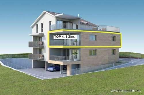 NEUBAU: Kleinwohnanlage in Dornbirn mit nur 5 Einheiten mitten im Grünen! TOP 4 (provisionsfrei)
