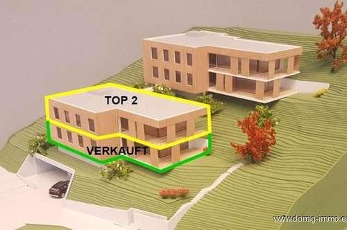 Exklusive 5 Zimmer Terrassenwohnung, Wfl. 127m² am Sonnenhang in Tisis/Feldkirch (TOP 2)