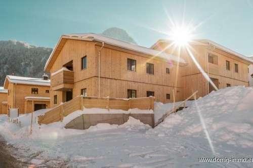 3 Zimmer Ferienwohnung mit ca. 88m² Wfl. im Chalet Resort Montafon St. Gallenkirch! Top 27 - C2 EG