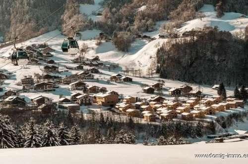 3 Zimmer Ferienwohnung mit ca. 88m² Wfl. im Chalet Resort Montafon St. Gallenkirch! Top 14 - C1 EG
