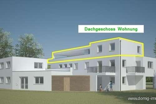 NEUBAU: 3 Zimmer, Penthousewohnung mit großer Sonnenterrasse in Koblach - provisionsfrei! TOP 5