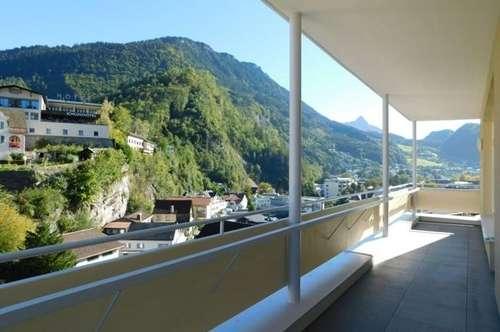 2 Zim. Wohnung im 5. OG mit 61,07m² im Zentrum von Bludenz! TOP 11