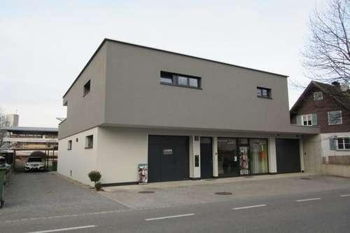 Tolle Gewerbeobjekt ca. 180m² (Büro, Verkauf, Lager, Technik)in Dornbirn zu Mieten!