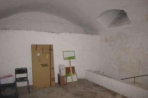 Lager/Keller/Abstellraum/Teillagerflächen, ca. 52m² im Zentrum von Feldkirch zum Kaufen!