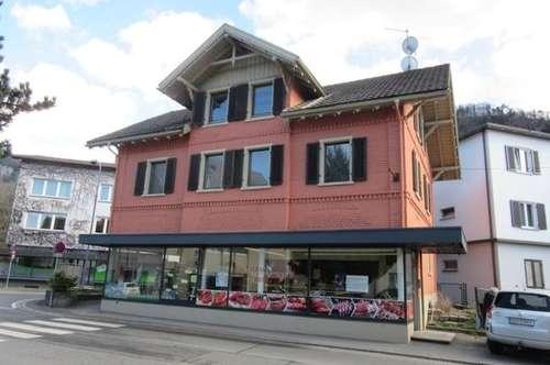 Wohn- und Geschäftshaus im Zentrum von Götzis mit top Renditemöglichkeiten!