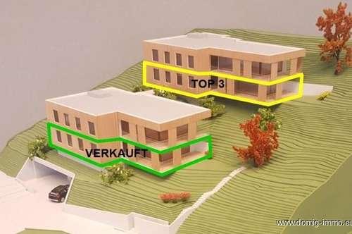 Exklusive 5 Zimmer Terrassenwohnung, Wfl. 145m² am Sonnenhang in Tisis/Feldkirch (TOP 3)