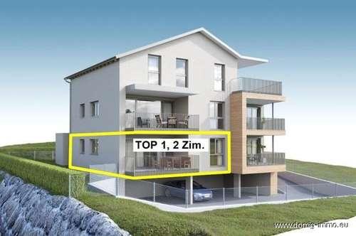 NEUBAU: Kleinwohnanlage in Dornbirn mit nur 5 Einheiten mitten im Grünen! TOP 1 (provisionsfrei)