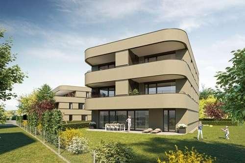 NEUBAU! Tolle 3 Zimmerwohnung mit 74,24m² im  1. OG - Haus A Top 02 - Keine Maklerkosten!