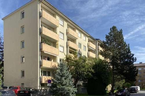 Sanierte 3-Zimmer-Wohnung mit südseitigem Balkon im beliebten Stadtteil Herrnau - Ruhelage - Prov.frei!