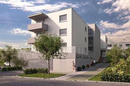 Ihren Wohntraum Wirklichkeit werden lassen! Modernes, neues Familiendomizil mit 2 Kinderzimmer und sehr großem Balkon in 1A Lage!
