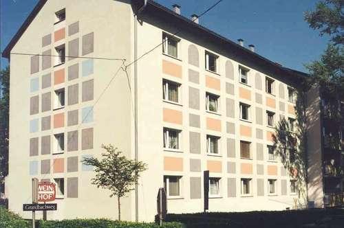 Urbane Lage - ideal für alle Stadtliebhaber! Sehr schön geschnittene 2-Zimmer-Wohnung mit umwerfender Loggia! Provisionsfrei!