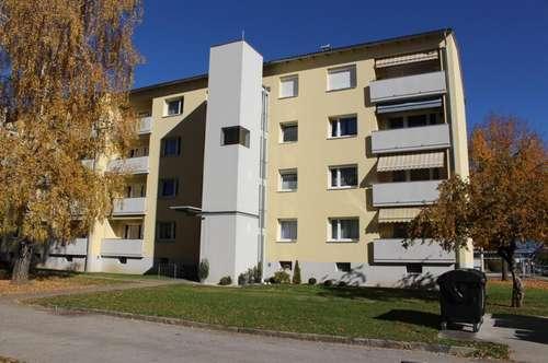 Ruhige, schöne 79m² Wohnung mit Sonnen-Balkon in Top-Zustand - gepflegte Grünlage am Ortsrand - provisionsfrei!