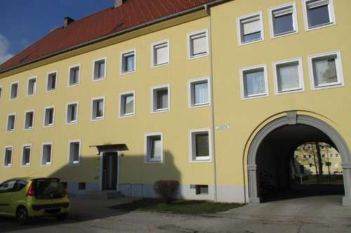Zu Fuß von der Arbeit nach Hause! Sanierte 3 Raum Wohnung im Stadtteil Steyr Münichholz, provisionsfrei!