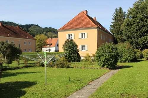 Judenburg-Stadt: Wunderschöne 81,5 m² Familienwohnung mit Balkon & Garten in vollsonniger Lage - provisionsfrei!