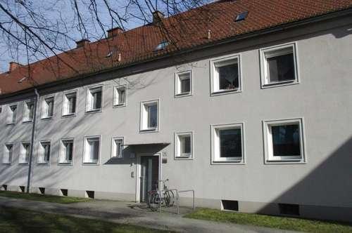 Sanierte 1 Raum Wohnung mit Dusche im beliebten Stadtteil Steyr Münichholz