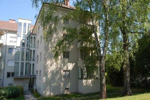 Sonniges und entspanntes Wohnen am schönen Bindermichl! Ideal geschnittene 3-Raum-Wohnung! Von Grünflächen umgeben! Sorgt für Erholung pur! Prov.frei!