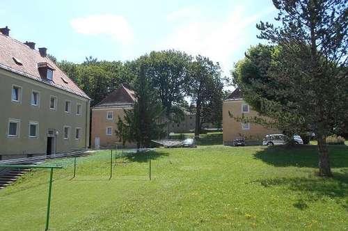 Preiswerte helle 2 Zimmerwohnung mitten in einer traumaften Grünanlage in der beliebten WAG-Siedlung!