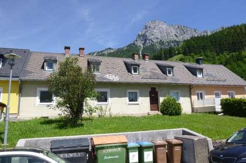Reihenhaus im Eigentum von herrlicher Natur umgeben inmitten von Bergen in Eisenerz zum Kaufen - Provisionsfrei!