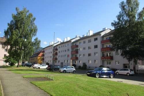 Wohnen in ausgewählter Nachbarschaft im Herzen der Wohlfühlsiedlung Trofaiach Nord! Günstige 2-Raum-Wohnung ab sofort!