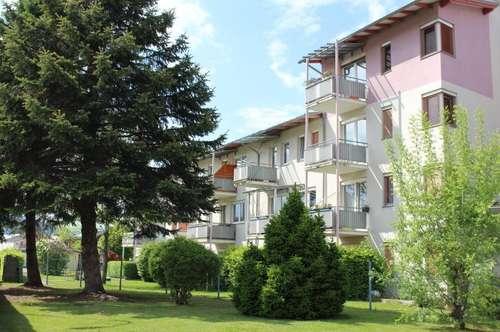 Attraktive 3 Zimmerwohnung mit Sonnen-Balkon am grünen Ortsrand - provisionsfrei