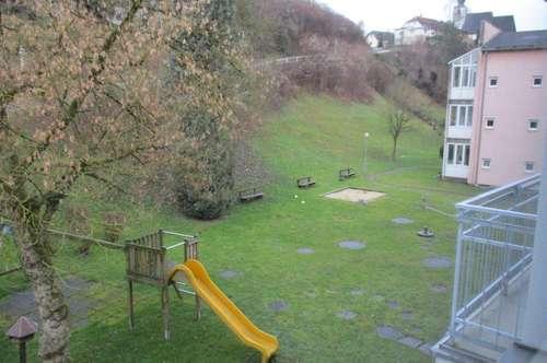 Familienfreundliche Wohnung in grüner ländlicher Lage