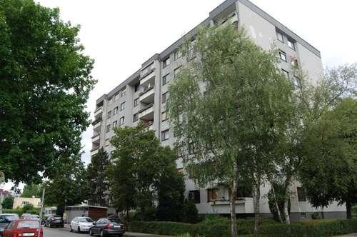 Urbaner Wohn(t)raum im aufstrebenden Zentralraum Linz in dennoch grüner ruhiger Umgebung! 4-Räume u. eine Loggia ermöglichen qualitatives XL-Wohnen!