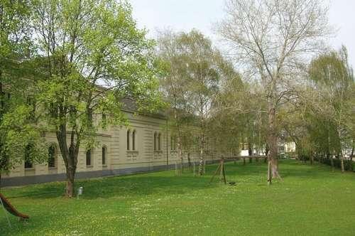 Modernes Wohnen in den historischen Mauern der Dragoner Höfe Wels! 1A Lage nah am aufstrebenden Welser Zentrum! Prov.frei!