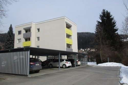 Großzügige 4-Raum-Wohnung mit Parkplatz in herrlicher Ruhelage im Herzen der Siedlung Trofaiach Nord! Provisionsfrei!!