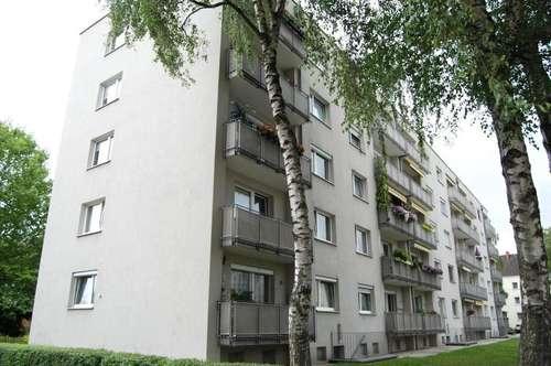 Leistbare 3-Zimmer Wohnung in ruhiger, grüner Lage mit pefekter Anbindung in das Linzer Zentrum! Provisionsfrei!