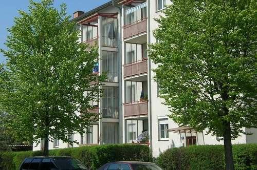 Schnell sein und attraktive 2-Zimmer Wohnung mit tollem BALKON sichern! Bestlage in Leonding - perfekte Anbindung nach Linz! Provisionsfrei!