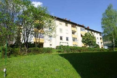 Günstige Wohnung mit Balkon im EG in bester Lage durch Zentrumsnähe