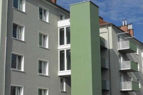 Wohnlust statt Wohnfrust - Ihr neuer Wohn(t)raum wartet auf Sie! Sonnig, hell, ruhig - umgeben von Grünflächen u. dennoch nah am Zentrum! Prov.-frei!