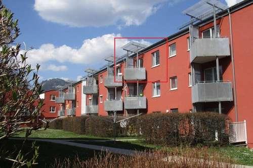 Kompakte 1-Raum-Wohnung mit Carport - Ideal für Singles - Provisionsfrei!!