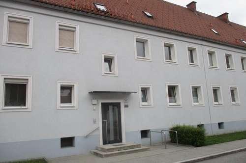 Zu Fuß von der Arbeit nach Hause - sanierte 2 Raum Wohnung im schönen Stadtteil Steyr Münichholz