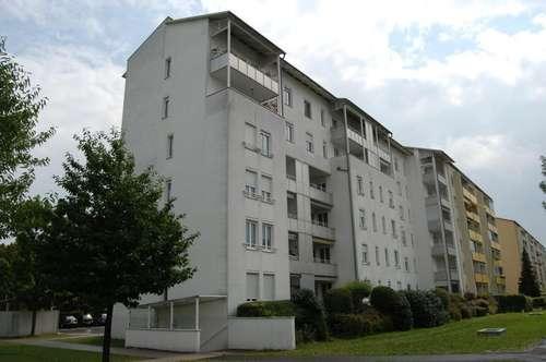 Leistbare XL-2-Zimmer-Wohnung mit Balkon im beliebten Bindermichl/Oed mit ausgewählter Nachbarschaft und Top-Infrastruktur! Prov.frei!