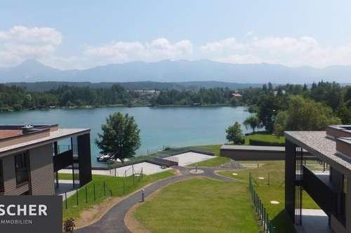 Neubauwohnung am See