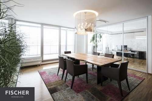 Büro im Penthouse-Stil, Villach-Stadt
