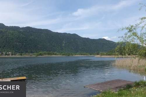 Neubauwohnung am Ossiacher See