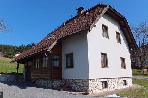 Wohnhaus am Stadtrand von Villach